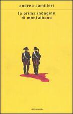 Letteratura e narrativa gialla e thriller gialli in italiano Andrea Camilleri