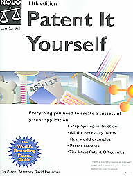 Patent-It-Yourself-11th-Edition-David-Pressman-Good-Book