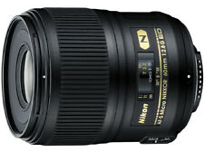 Standard Camera Lenses for Nikon 60mm Focal