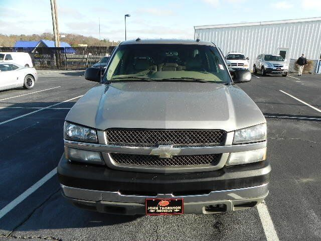 2003 Chevrolet Silverado 2500 HD LT 6.6L CD 4X4