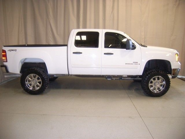 used 2008 gmc sierra 2500hd diesel crew cab 4x4 for sale 13156 love rd roscoe il 61073. Black Bedroom Furniture Sets. Home Design Ideas