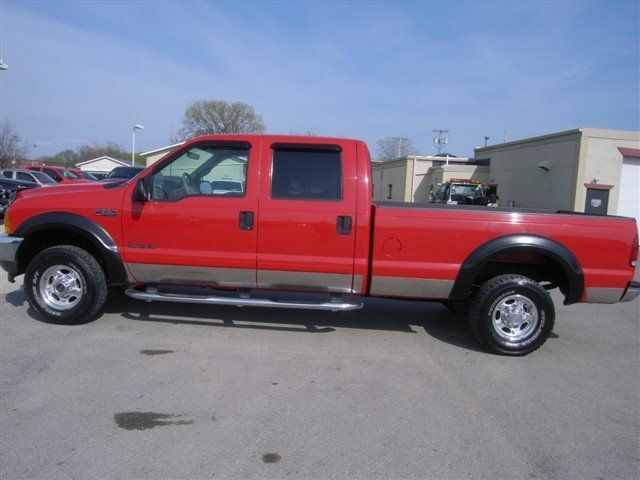 2001 Ford Super Duty F-250 CREW-LONG-LA