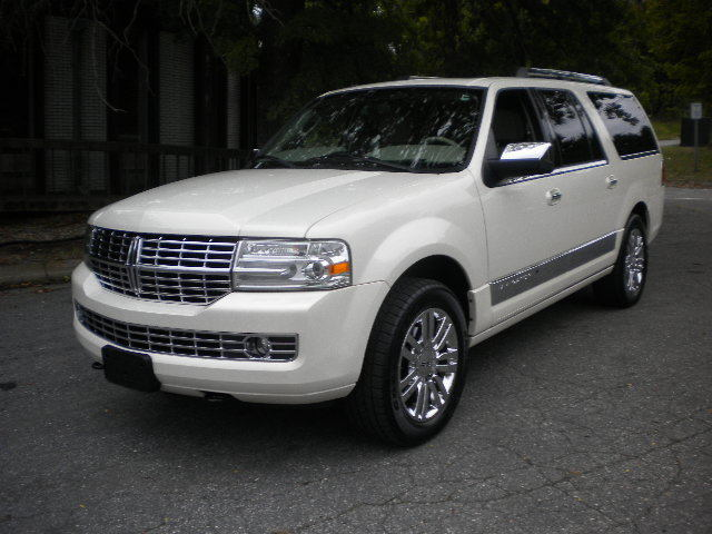 2007 LINCOLN NAVIGATOR L ONE OWNER