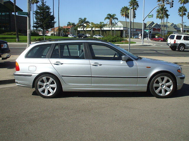 Touring Wagon E46 Sport Harman Kardon