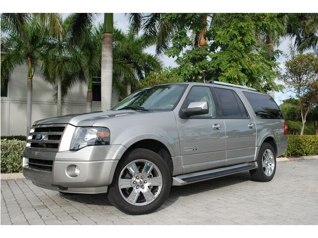 2008 Ford Expedition LIMITED EL Advance Trac RSC 29K