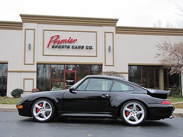993 Turbo, Only 26000 Miles, 911 Turbo Air Cooled!
