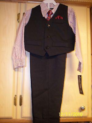 Boy's Size 24m 4-piece Suit By Happy Fella Jcpenney