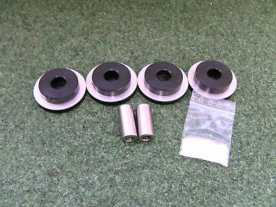 Hinterachslager Polyurethan Golf 3 VR6 syncro ab Bj. 95 schwarz PU Buchsen