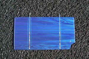 40 3x6 Tabbed Broken Solar Cells DIY Solar Panel