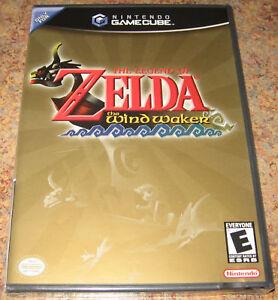Zelda-Wind-Waker-For-Rental-Use-NEW-SEALED-GameCube
