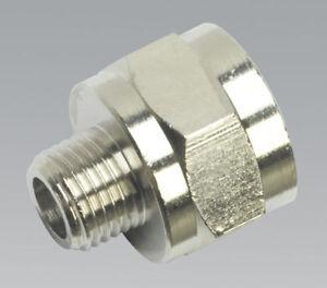 Sealey-Adaptor-1-4-BSP-Male-to-1-2-BSP-Female-SA1-1412F