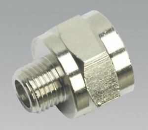 Sealey-Adaptor-1-4-034-BSP-Male-to-1-2-034-BSP-Female-SA1-1412F