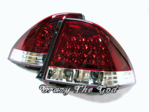 IS200 IS300 99-05 LED REAR LIGHT R/Clear for LEXUS