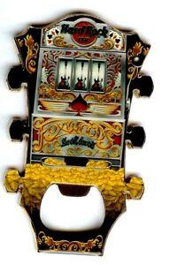 Hard Rock Cafe FOXWOODS Bottle Opener Magnet