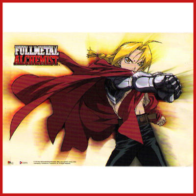 Fullmetal Alchemist Edward Elric Wall Scroll -GE95914
