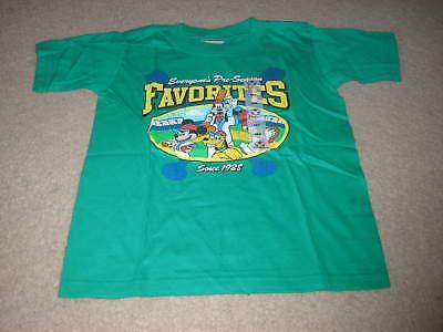 Disney Goofy Mickey Pluto Donald Shirt Size Xs (4)