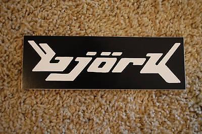 Bjork Sticker (S275)