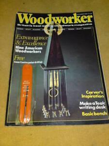 WOODWORKER-MAGAZINE-3MM-DRILL-BIT-Oct-1987-Vol-91-No-10