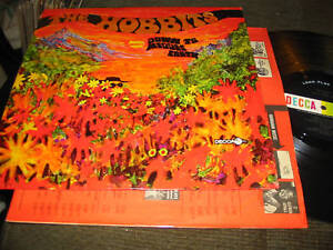 THE-HOBBITS-DOWN-TO-MIDDLE-EARTH-orig-039-67-dl4920-mono-rare-oop-psych-pop-lp