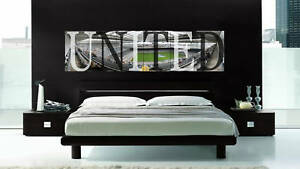 NEWCASTLE UNITED  ST JAMES  PARK   GIANT WALL POSTER