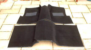 FORD CORTINA MK3 - MK4 - MK5 NEW CARPET SET
