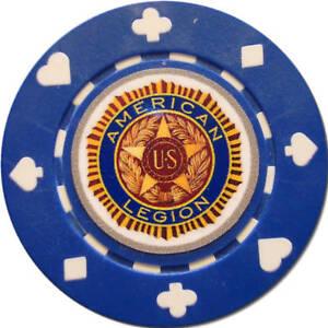 Beer poker chips