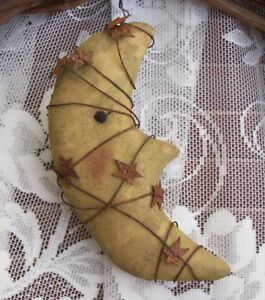 PRIMITIVE-HARVEST-MOON-ORNIE-PATTERN-MAILED-QUICK-AND-EASY-HALLOWEEN-OR-NOT