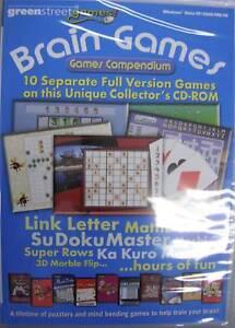 BRAIN-GAMES-COMPENDIUM-PC-Game-Brand-New-Sealed