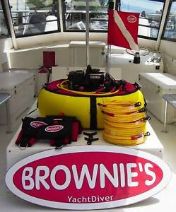 Brownies-Third-Lung-Explorer-F390XE-Scuba-Hookah-System