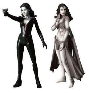 THE-SPIRIT-7-Femme-Fatale-Action-Figure-2-Pack-Mezco-NEW