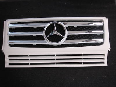 Mercedes-benz Genuine Chrome Grille G55 G550 G500