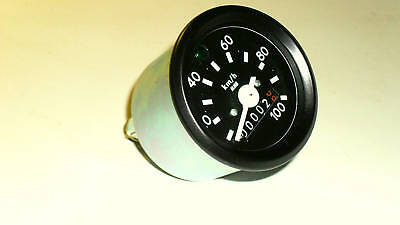 SIMSON Tacho (Ø60mm) bis 100 km/h  u.a.S50,51