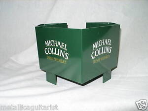 MICHAEL COLLINS IRISH WHISKEY - PROMO BAR CADDY  *NEW*