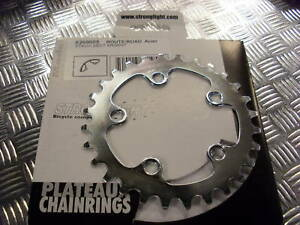 Stronglight-74mm-BCD-5-Bolt-Steel-Chainring-NEW