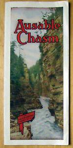 Original-1930s-Ausable-Chasm-Brochure-New-York