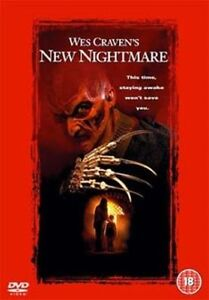 Wes Craven's New Nightmare ( BRAND NEW DVD )