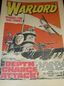 WARLORD-Comic-Issue-199-Date-15-07-1978-UK-Paper-Comic