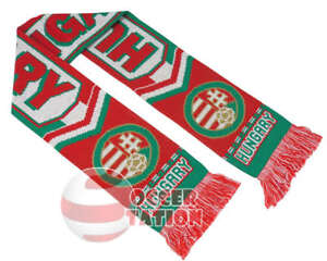 HUNGARY-FOOTBALL-TEAM-AND-COUNTRY-SCARF