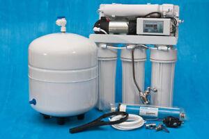 Osmosis inversa domestica con bomba tds y lcd 3u1iwjxy - Filtros osmosis inversa domestica ...