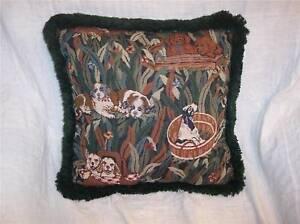Fringed-Dog-Print-Pillow-Decorative-Pillow-16-x-16-PL12