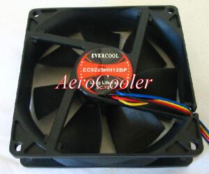 EverCool-EC9225HH12BP-92x92x25mm-PWM-Fan-4Pin-PWM
