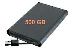 Внешний жесткий диск 500