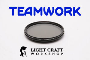 LCW Light Craft Workshop FaderND II Filter 58mm.
