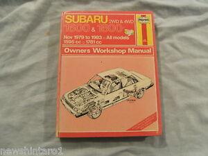 WORKSHOP-MANUAL-SUBARU-1600-1800-1979-1983