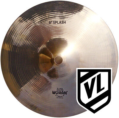 "Wuhan  8"" Splash Cymbal for your drum set - Traditional cymbals WUSP08  - NEW on Rummage"