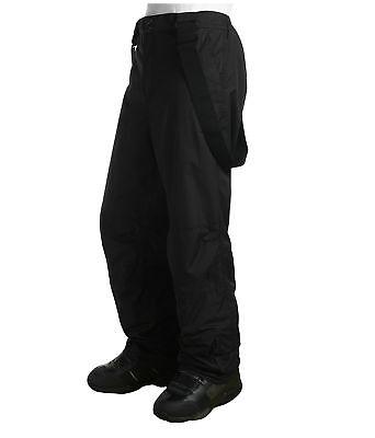 Black Waterproof Snowboard Ski Pants Mens L