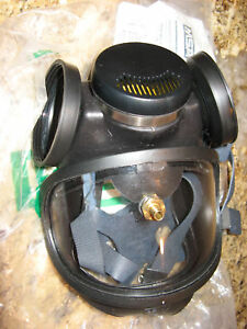 MSA-RESPIRATOR-FULL-FACE-PROBED-ULTRA-TWIN-SMALL