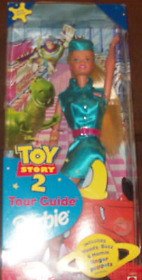 Tour Guide Barbie (toy Story 2)