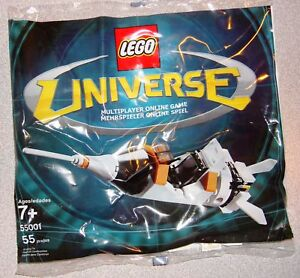NEW-Lego-Universe-55001-ROCKET-Set