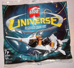 NEW-Lego-Universe-55001-ROCKET-Set